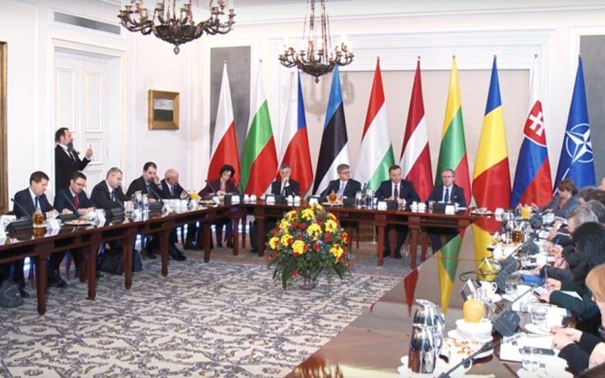 Spotkanie z doradcami ds. bezpieczeństwa narodowego