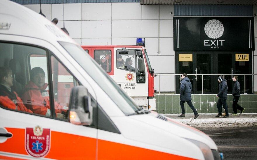 В Вильнюсе снова терроризируют клуб Exit