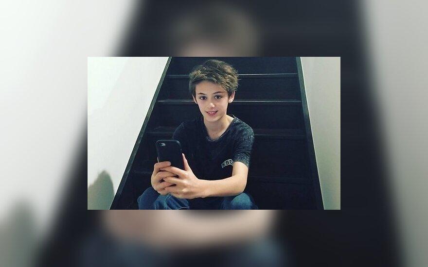ФОТО: Школьника из Мельбурна признали самым красивым мальчиком в мире