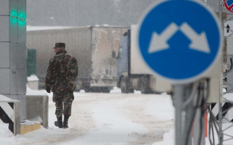 За квартал таможенники задержали контрабанду на 12,4 млн. литов