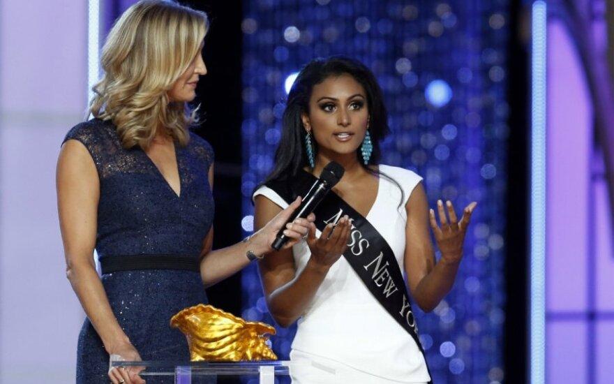 Nową Miss Ameryki zaszczuto w internecie