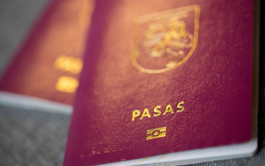 Суд разрешил писать фамилию гражданки Литвы через w