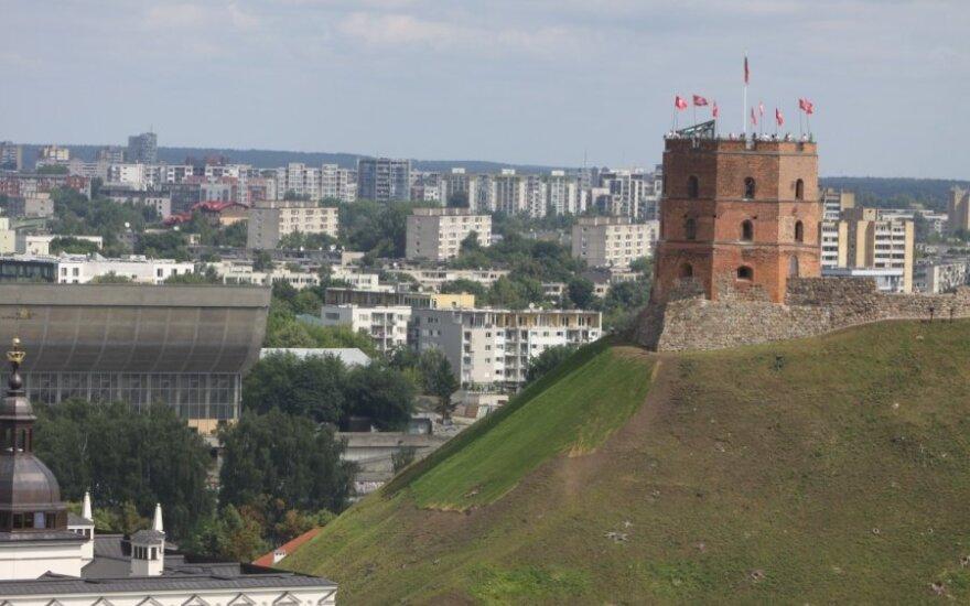 Вильнюс вошел в топ-15 популярных городов для летних поездок россиян