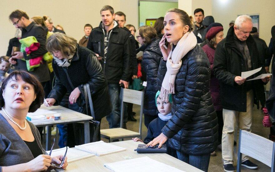 Около 20% голосов на выборах - это голоса молодежи