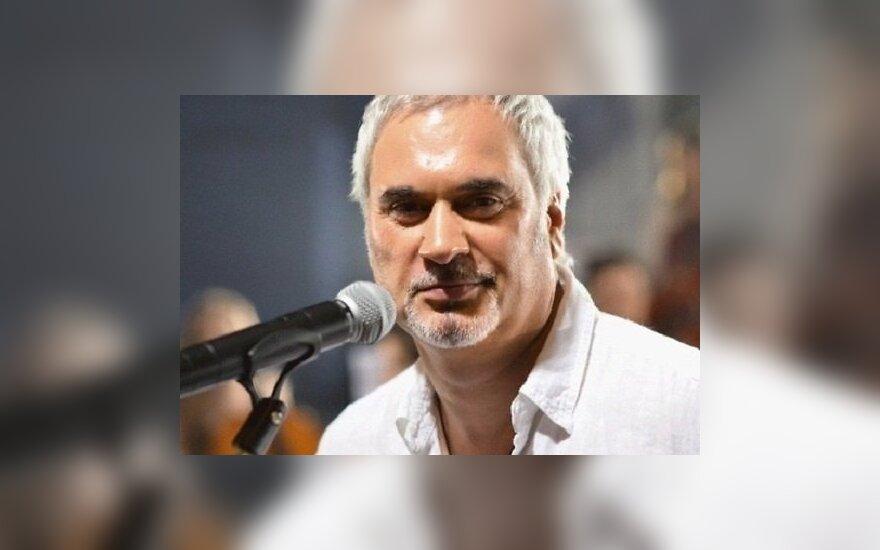 Валерий Меладзе: хочу, чтобы дети себя нашли