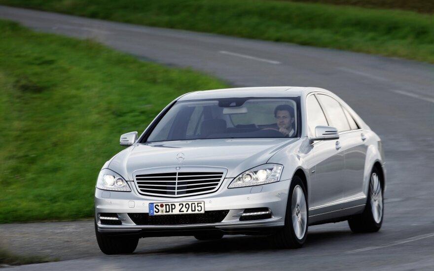 В Вильнюсе украли автомобиль стоимостью почти 12000 евро
