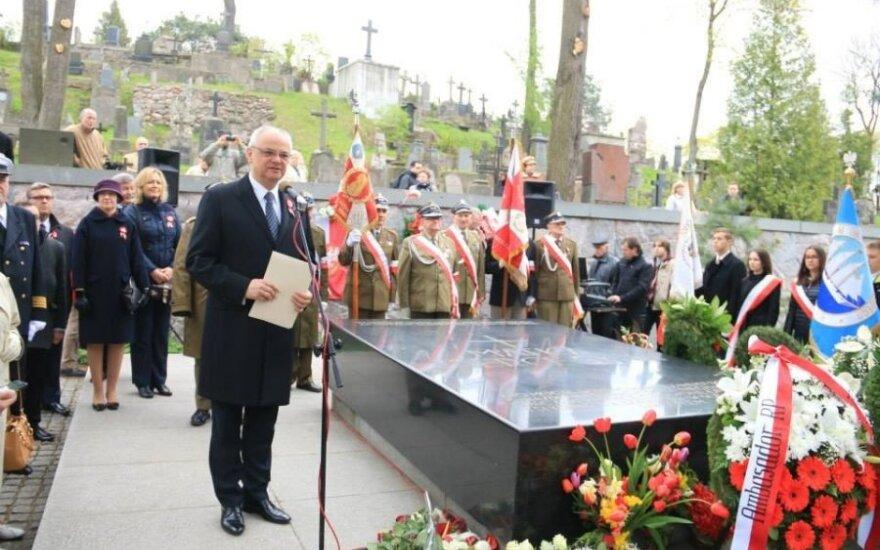 3 maja. Foto: Ambasada RP w Wilnie