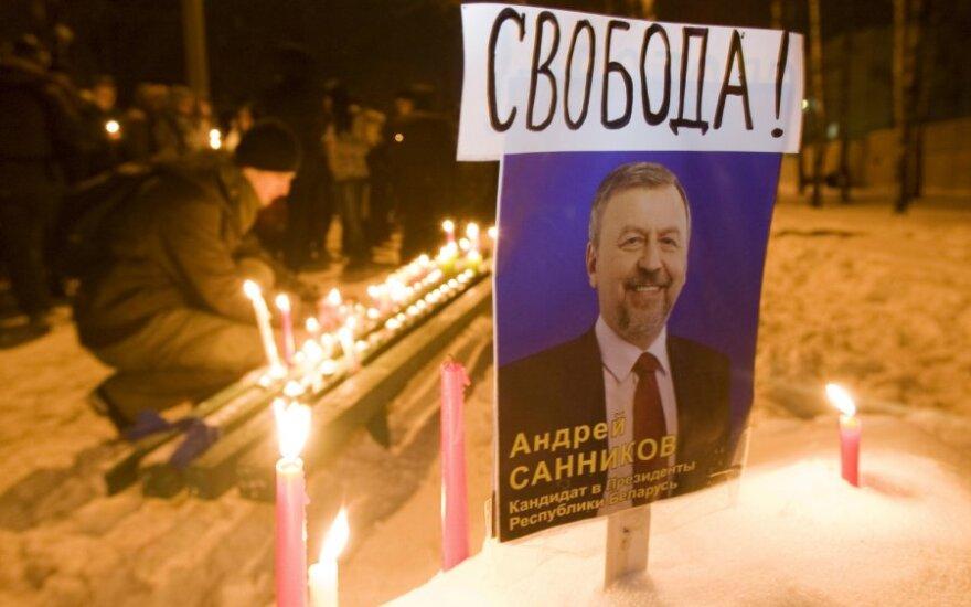 Białoruś: Wybory bez popularnych opozycyjnych działaczy