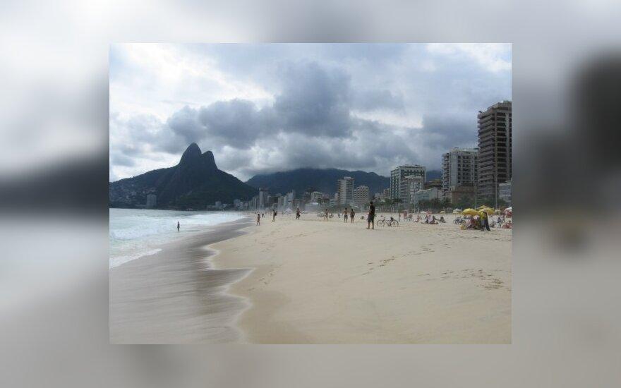 Бразилия может закрыть АЭС из-за оползней
