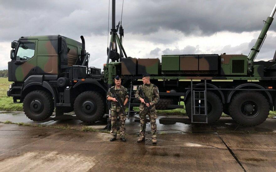 Швеция начала крупнейшие военные учения одновременно с Россией