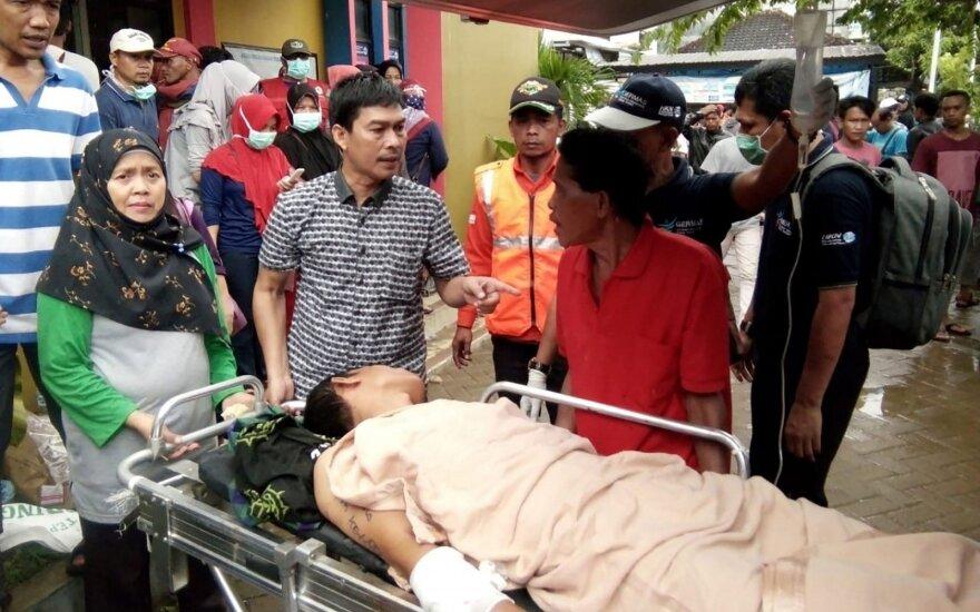 Число погибших при цунами в Индонезии увеличилось до 429 человек