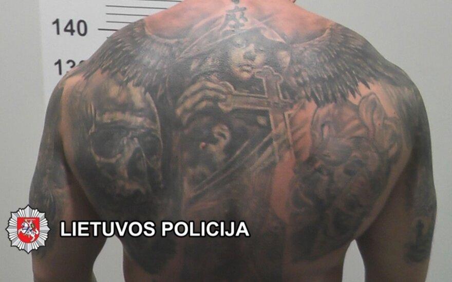 В Клайпеде в организации торговли героином подозревают 20-летнего молодого человека