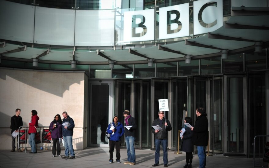 Роскомнадзор нашел нарушения у телеканала BBC в России