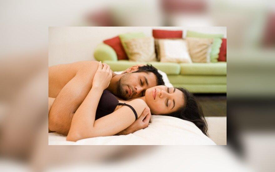 О чем мечтают мужчины после секса?