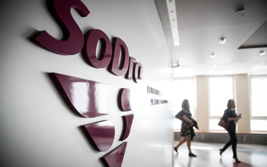 """""""Содра"""": трудовые доходы в Литве за год увеличились на 9,5%"""