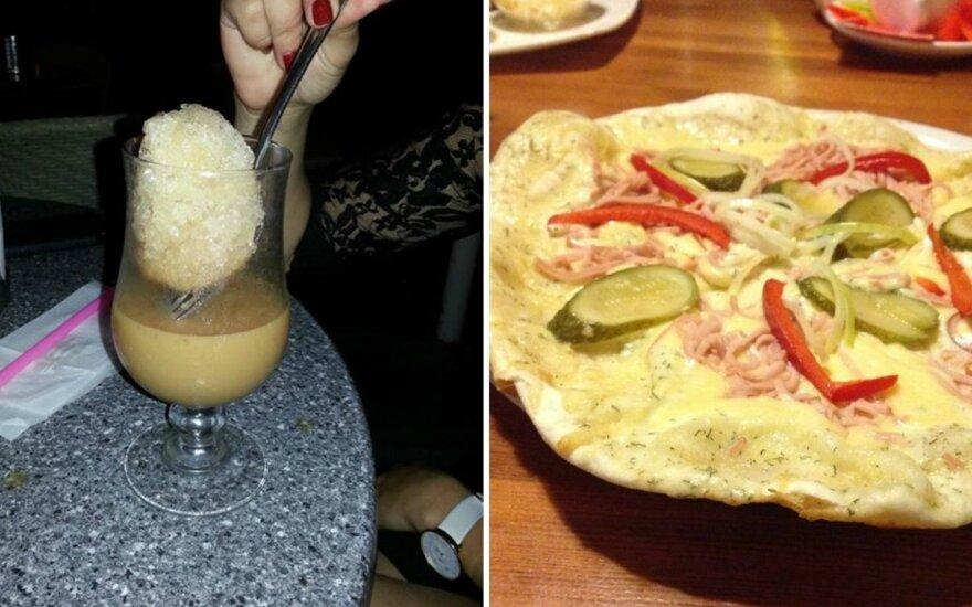 Чем нас кормят: фото из литовских кафе и ресторанов
