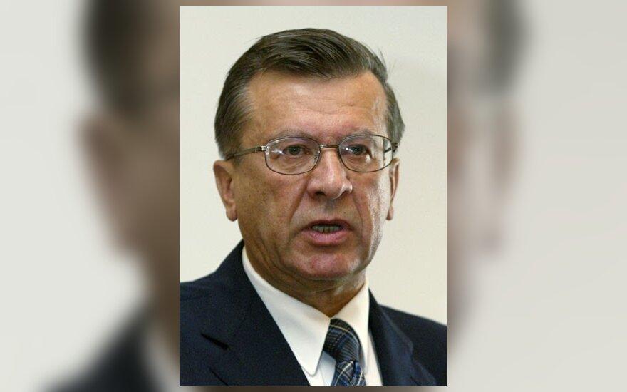 Зубков: позиция литовского парламента по Грузии неприемлема