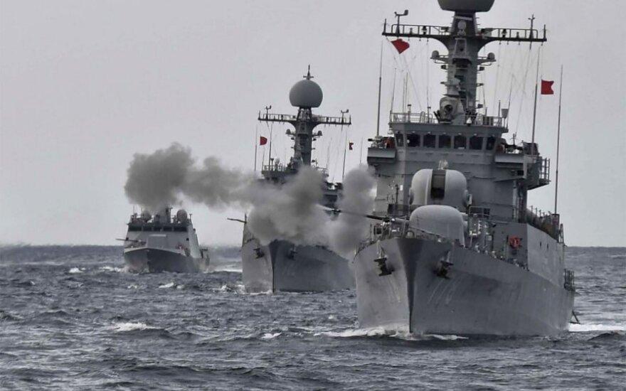 Pietų Korėjos karinis jūrų laivynas