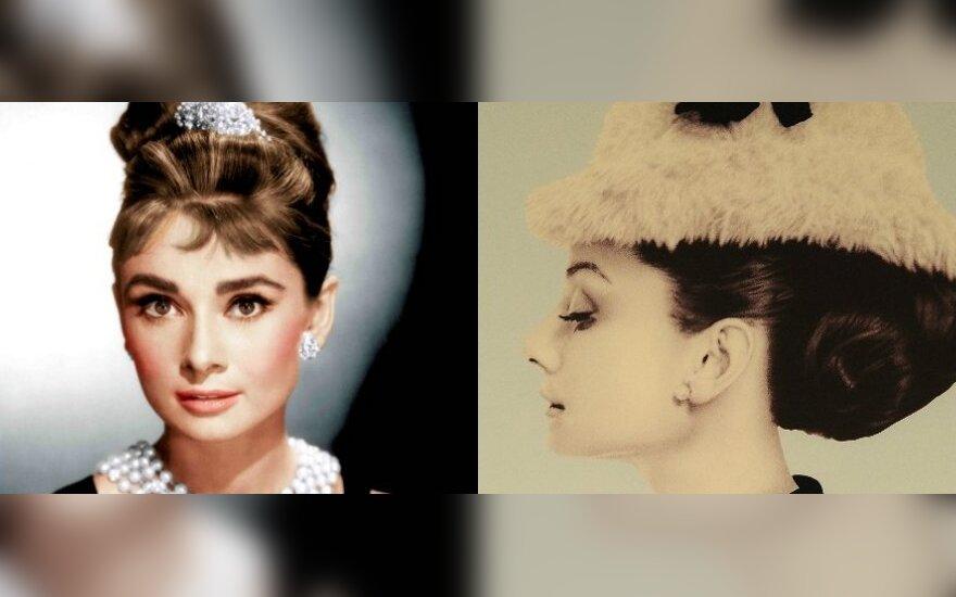 Внучка Одри Хепберн попробовала себя в роли фотомодели