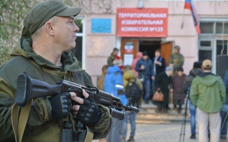 Эстонский общественник в Донецке: результат театрального представления известен заранее