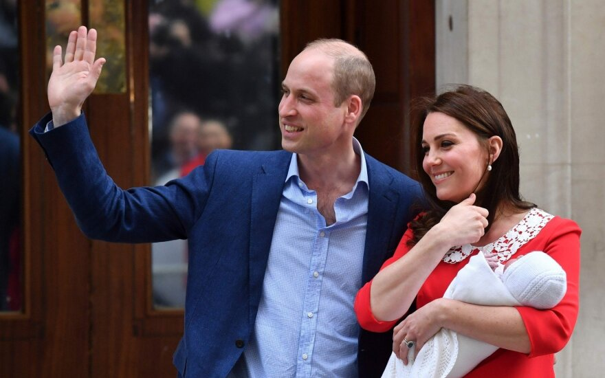 Trečiojo karališkojo kūdikio gimimas