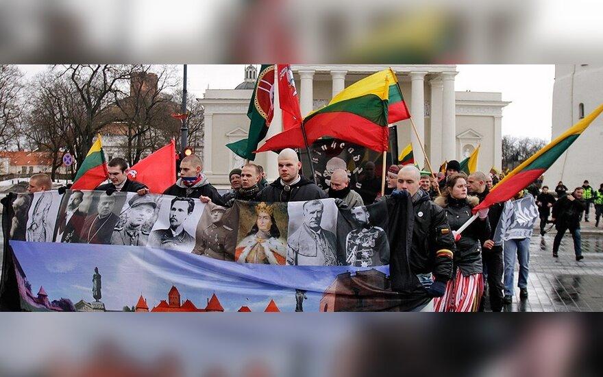 Консерваторы осудили шествие радикалов