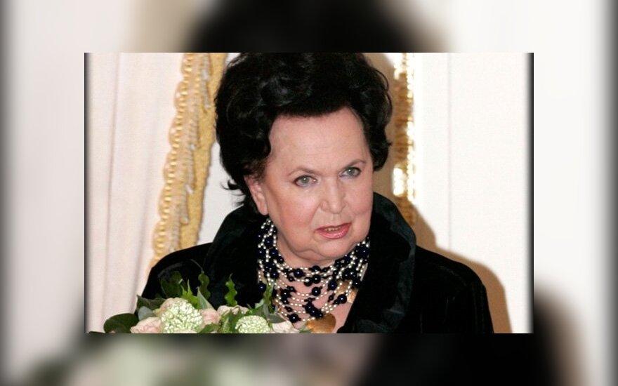 В Москве простились с Галиной Вишневской