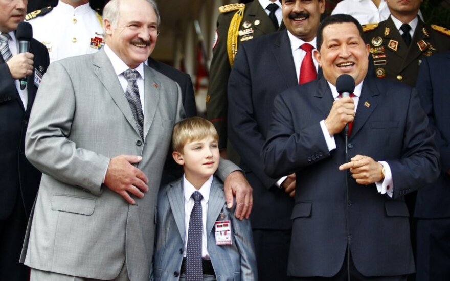 Лукашенко не хочет, чтобы младший сын Коля стал президентом
