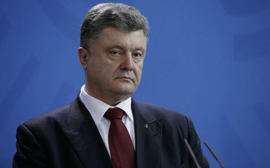 Порошенко рассказал о договоренности вернуть еще двоих украинцев