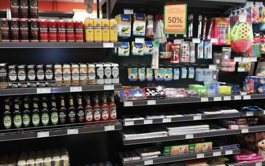 Увиденное в магазине Norfа озадачило: это новая стратегия?