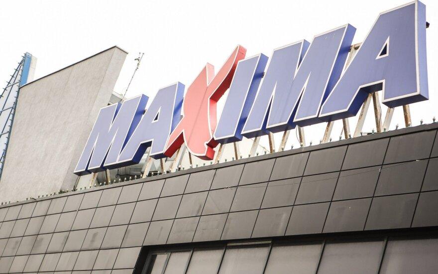 В магазине Maxima на краже попалась пограничница