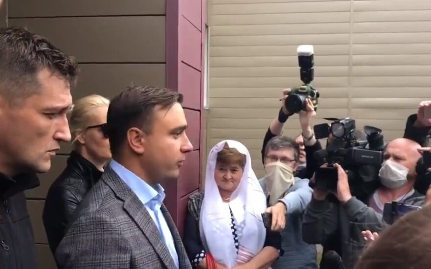 Aleksejaus Navalno atstovai