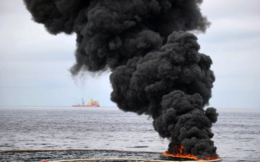 За аварию в Мексиканском заливе заплатят еще $1,4 млрд