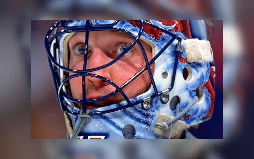 Патрик Руа — первый тренер в истории НХЛ из бывших вратарей