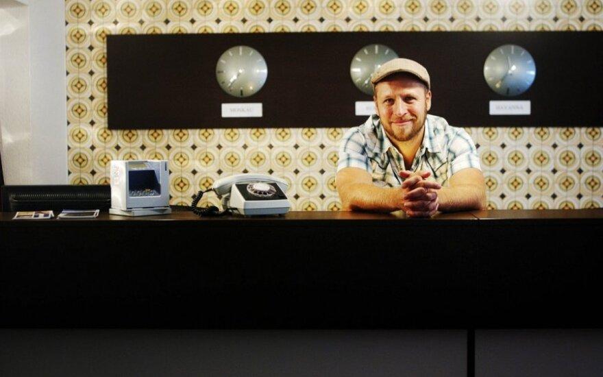 Выросло число клиентов литовского гостиничного бизнеса