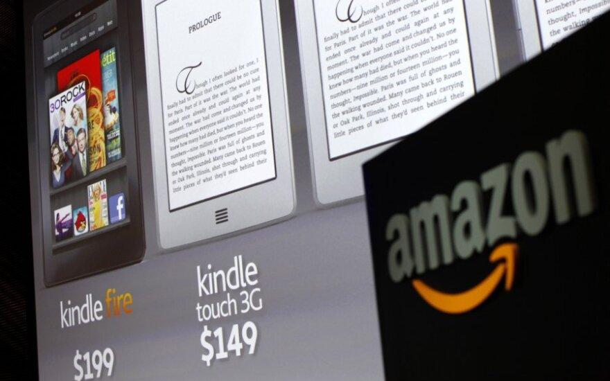 Amazon, Kindle