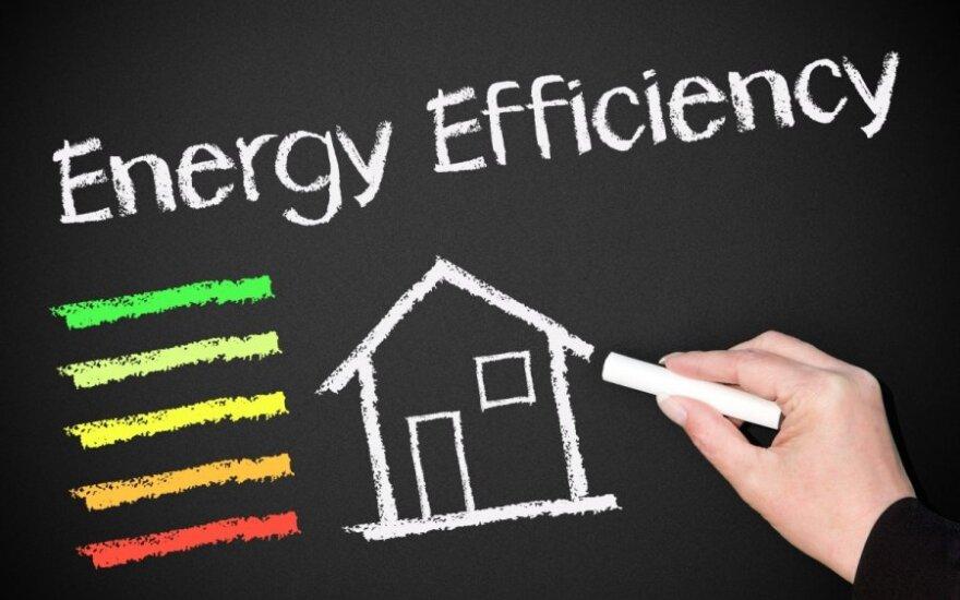 Energetiškai efektyvus namas
