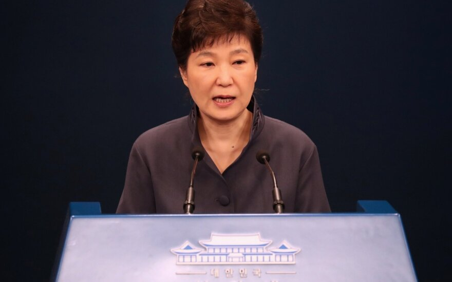 Экс-президенту Южной Кореи предъявлено обвинение в коррупции