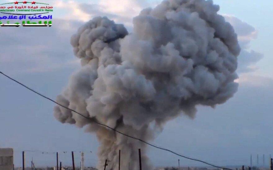 Human Rights Watch подозревает РФ в военных преступлениях в Сирии