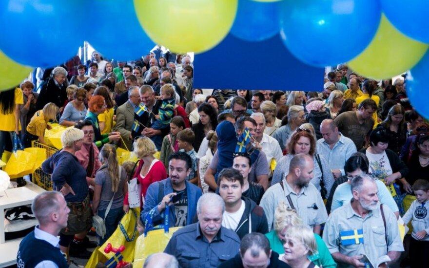 Покупательница из Минска: мы счастливы, сейчас все белорусы будут ездить только в Ikea