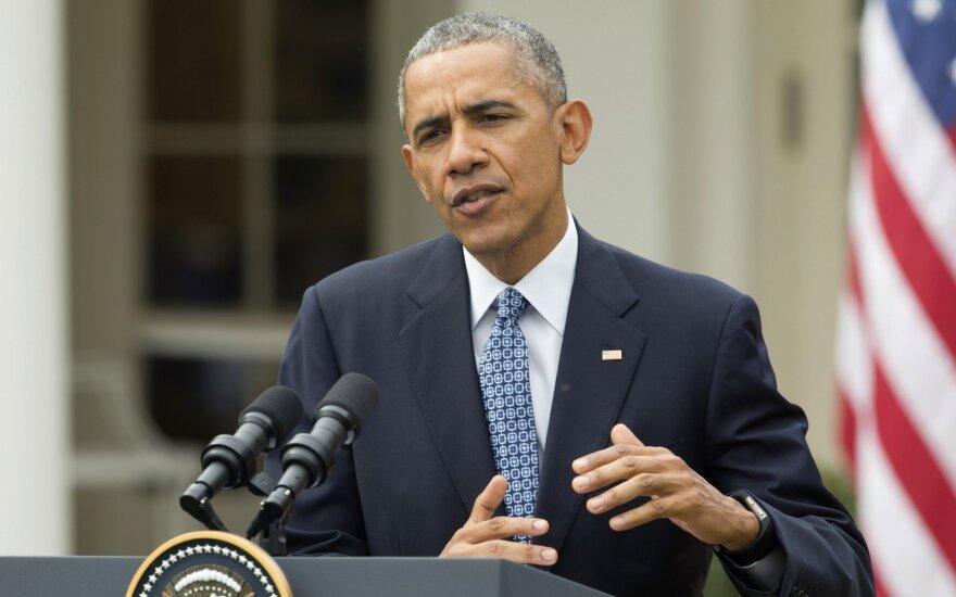 Обама подписал указ об ужесточении санкций против КНДР