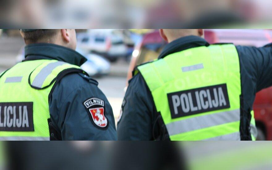 Полиция: в Литве причин для беспорядков нет