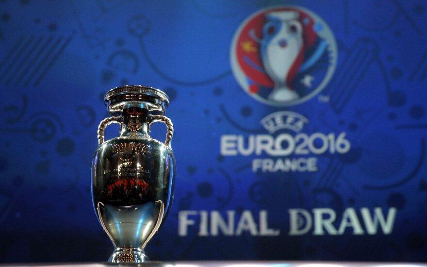 2016 metų Europos futbolo čempionato trofėjus