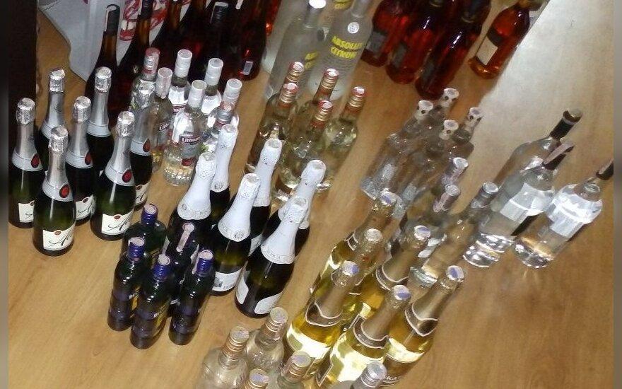 """""""Литва без тени"""": сбываются самые пессимистичные прогнозы в связи с нелегальным алкоголем"""