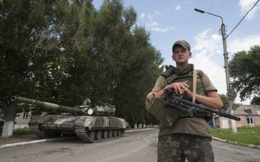 Канада начала поставки Украине военного снаряжения