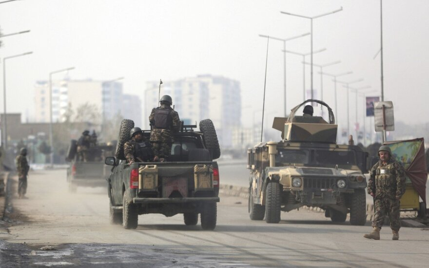 Силы спецопераций Литвы присоединились к операции НАТО в Афганистане