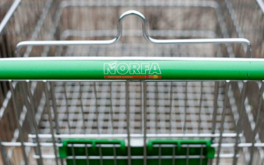 Как из тайного сейфа в магазине Norfa пропали деньги?
