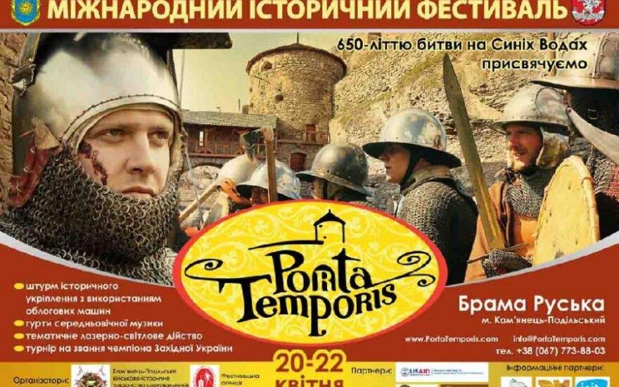 Представители Литвы приняли участие в фестивале средневековой истории