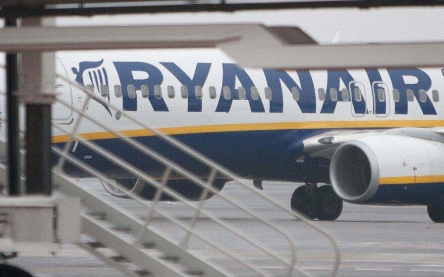 Ryanair разрешили летать в Россию