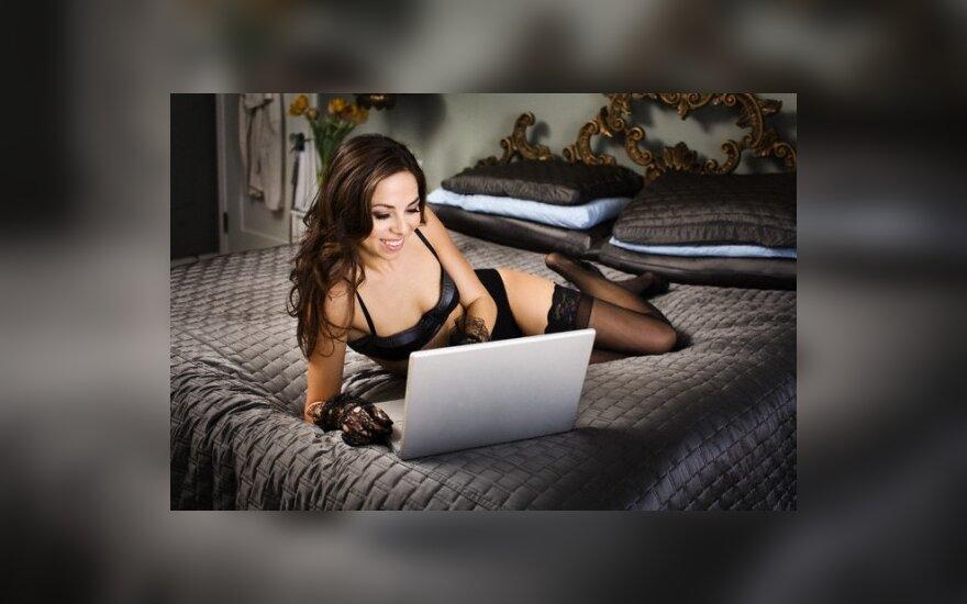 Виртуальный секс в соцсетях